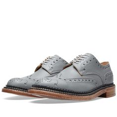Grenson's English Brogue Triple Welt Shoe for Men