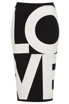 Love Tube Skirt