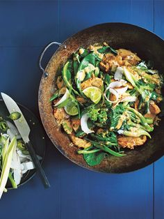 This stir-fry is a healthy and hearty meal that is perfect for that mid-week dinner.
