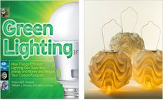 Green Lighting Book - Eco-friendly home furnishings and decor, September 2010