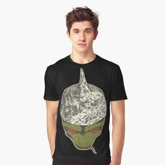 Tin Foil Hat, My T Shirt, Cool T Shirts, Chiffon Tops, Classic T Shirts, Printed, Hats, Awesome, Mens Tops