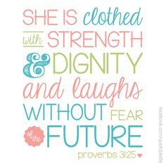 Quote for my future daughters room.