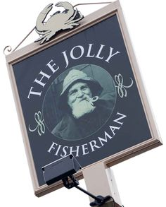 Kevin Mulraney has recently joined the team at The Jolly Fisherman group of restaurants and has already made his… Pub Signs, Beer Signs, Uk Pub, Nautical Signs, English Breakfast Tea, British Pub, Pub Food, Business Signs, Store Signs