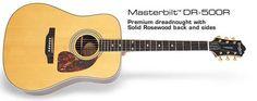 Epiphone Masterbilt EF500RCCE Acoustic Electric Guitar