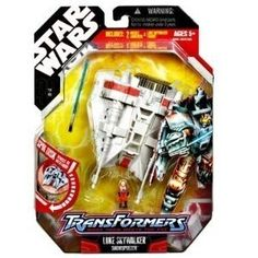 Star Wars Transformers Luke Skywalker  Snowspeeder ** Click image to review more details.Note:It is affiliate link to Amazon.