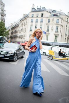 Out and about at Paris Couture Week