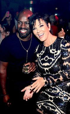 Kris Jenner, Celebrates Birthday With New Boyfriend Corey Gamble, Scott Disick—See Photos From the Party! Kardashian Jenner, Kylie Jenner, Kardashian Family, Kris Jenner Birthday, New Boyfriend, Portraits, Jenner Style, Keep Up, Celebs