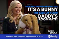 From baby daddy on abc family