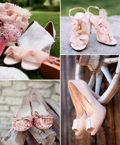 Blush Accessories ~ 2014 Color Of The Year