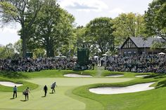 Oak Hill Country Club, Rochester New York, USA is the venue for the 2013 USPGA Championship www.betfred.com/sport