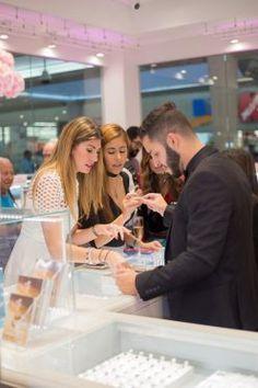 Look personalizado- Pandora inaugura tienda en San Patricio Plaza.