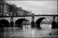 Paris: Seine River
