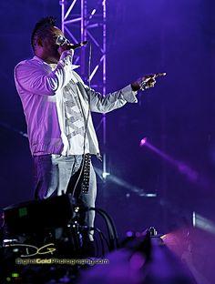Ultra Music Festival - Miami, Florida - apl-de-ap of The Black Eyed Peas
