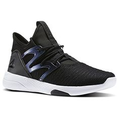 Reebok Hayasu Ltd fitness schoenen dames black white Black Reebok, Athleisure Fashion, Gym Style, Luxury Shoes, Training Shoes, High Top Sneakers, Shoes Sneakers, Black Sneakers, Tennis