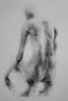 Gesture Drawing by claralieu2, via Flickr The simplicity that brings complexity. I love it.