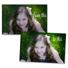 A Quick Photoshop Elements Tutorial on Making Your Pictures Pop with Wilna on TwoPeas blog