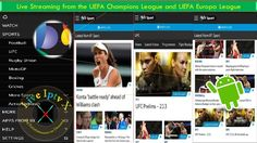 BT Sport APK for Live streaming From The UEFA Champions League and UEFA Europa League On Android https://youtu.be/CP4waK3Ogos