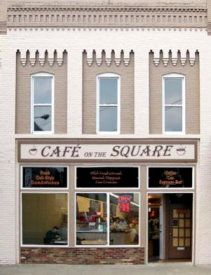 Cafe on the Square, Columbia, KY