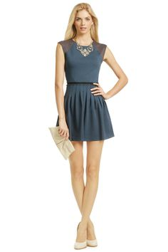 Rent Work Hard Play Hard Dress by Rebecca Taylor for $35 only at Rent the Runway.