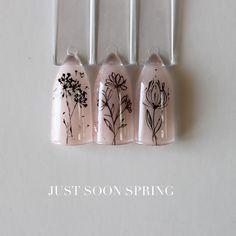 Nail art nails naildesigns naillove nailstyle nailfashion nailnude nude