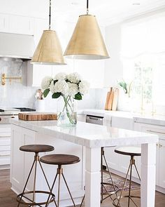 WEBSTA @ decorgold - I can't imagine a more gorgeous kitchen than this one by…
