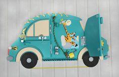 Вот такие они, наши бизиборды. Не просто доска с замочками, а настоящее украшение детской и целая история! На фото очаровательный бизиборд для мальчика Машинка Мини-Блю Busy Boxes, Sensory Boards, Activity Board, Spring Crafts For Kids, Wood Toys, Toddler Crafts, Kids And Parenting, Kids Toys, Activities For Kids