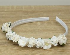 Browse unique items from Designsbygrg on Etsy, a global marketplace of handmade, vintage and creative goods. Flower Crowns, More Cute, Floral Flowers, Things To Come, Etsy Shop, Trending Outfits, Unique Jewelry, Creative, Handmade Gifts