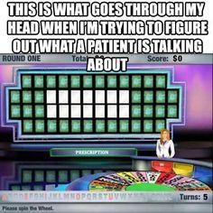 Pharmacy problems