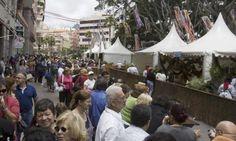 16/05/2010  concurso de comidas tipicas durante las fiestas de mayo  2010 celebrado en la plaza del principe de santa cruz de tenerife-Autor:JL González