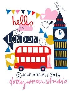 dottywrenstudio: dotty wren day trip