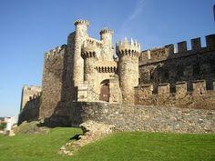 Castillo de Ponferrada, Ponferrada, León, Spain