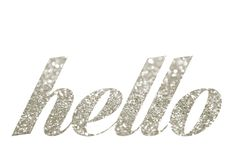 FREEBIES // GLITTERY GOODNESS - Oh So Lovely Blog
