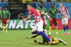 クロアチア快勝、カメルーンに4―0 サッカーW杯