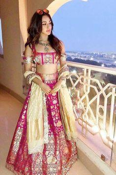 Manish Malhotra Lehenga, Banarasi Lehenga, Indian Lehenga, Anarkali, Pink Lehenga, Bridal Lehenga, Indian Fashion Trends, Indian Designer Outfits, India Fashion
