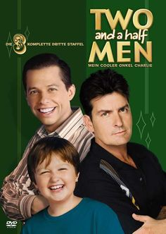 Two and a Half Men (German) 11x17 Movie Poster (2003)