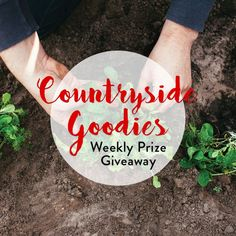 I just entered the Countryside Goodies Giveaway sweepstakes, you should too! Each week is a new chance to win!