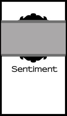 Clean & Simple Stamping Blog sketch