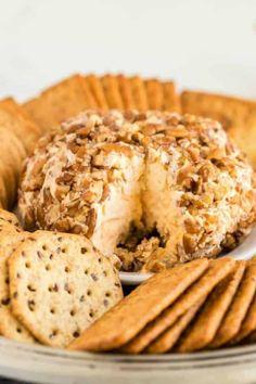 Cheese Ball Recipe #cheeseball #cheeseballrecipes #appetizers