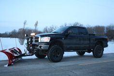 Diesel version of my Dodge. I love the way those wheels and tires look!