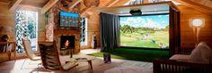 TrackMan Golf Simulator