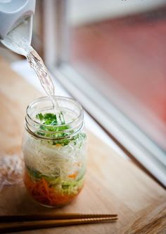 From fruit salad to layered pasta: the best meals to prepare in a Mason jar | Stylist Magazine