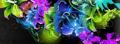 Abstract Facebook Covers | colorful flower abstract facebook covers for all tastes 3d Wallpaper For Pc, Wallpaper Pictures, Colorful Wallpaper, Iphone Wallpaper, Wallpaper Wallpapers, Colorful Abstract Art, Abstract Flowers, Background Images Wallpapers, Hd Backgrounds