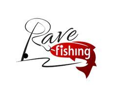 Logo design entry number 32 by jasonstanfort   Rave Fishing logo contest