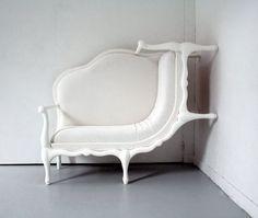 Surreal Sofa designed by Lila Jang