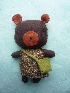 ☃ Plush Toy Preciousness ☃   brownie softies