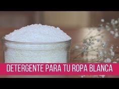 Jabón Ecológico para lavadora en polvo | Cómo lavar tu ropa blanca - YouTube