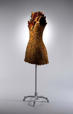 Dress, Sarah Burton (British, born 1974) for Alexander McQueen (British, founded 1992), spring/summer 2011; The Metropolitan Museum of Art, Purchase, Friends of The Costume Institute Gifts, 2014