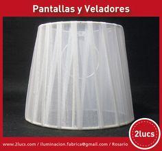 Fábrica de Pantallas y Veladores Rosario · Ventas por Mayor y Menor