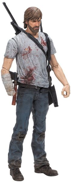 McFarlane Toys The Walking Dead Comic Series 3 Rick Grimes Figure