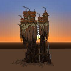 Minecraft Epic Builds, Minecraft Houses Survival, Minecraft Castle, Minecraft Medieval, Cute Minecraft Houses, Minecraft House Designs, Amazing Minecraft, Minecraft Blueprints, Minecraft Creations